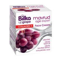 BILKA MAVRUD Крем за лице с екстракт от мавруд и колаген, 40 мл