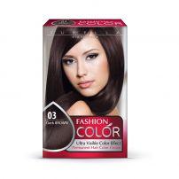 RUBELLA FASHION COLOR Боя за коса 03 Dark brown