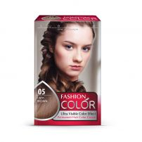 RUBELLA FASHION COLOR Боя за коса 05 Light brown