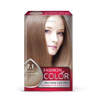 RUBELLA FASHION COLOR Боя за коса 7.1 Medium ash blonde