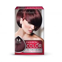 RUBELLA FASHION COLOR Боя за коса 3.6 Ruby red