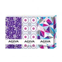 NATURE OF AGIVA Хартиени кърпички, 10 бр/ 6 пакета
