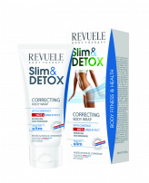 REVUELE SLIM & DETOX BODY CORRECTION WRAP HOT&COLD EFFECT Гел за тяло, 200 мл.