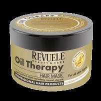 REVUELE Маска за коса с терапия с масла, 500 мл.