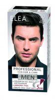 ELEA MEN PROFESSIONAL COLOR & CARE Безамонячна крем боя за коса за мъже 3.0 тъмно кафяв.