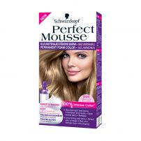 SCHWARZKOPF PERFECT MOUSSE Мус боя за коса 800 Medium blonde