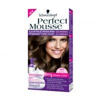 SCHWARZKOPF PERFECT MOUSSE Мус боя за коса 600 Light brown