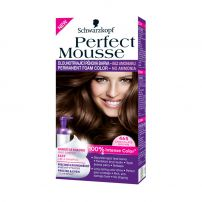 SCHWARZKOPF PERFECT MOUSSE Мус боя за коса 465 Chocolate brown