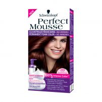 SCHWARZKOPF PERFECT MOUSSE Мус боя за коса 388 Dark redbrown