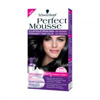 SCHWARZKOPF PERFECT MOUSSE Мус боя за коса 200 Black