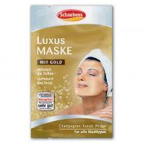 SCHAEBENS Луксозна маска за лице със злато 2Х5 мл