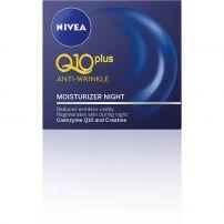 NIVEA Q10+ Нощен крем против бръчки, 50 мл.