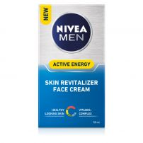 NIVEA MEN SKIN ENERGY Крем за лице, 50 мл