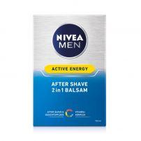 NIVEA MEN SKIN ENERGY Балсам за след бръснене, 100 мл