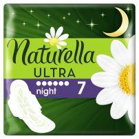 NATURELLA ULTRA NIGHT Дамски превръзки, 7 бр.