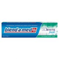 BLEND-A-MED 3D WHITE FRESH MINT KISS Паста за зъби, 100 мл.