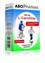 ABOPHARMA L-карнитин 500 мг., 30 табл.