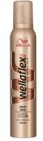 WELLAFLEX Фикс пяна за коса Shiny hold, 200 мл.