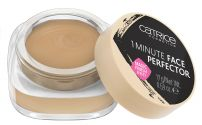 CATRICE 1 MINUTE FACE PERFECTOR Фон дьо тен адаптиращ се към лицето 010 one fits all nude, 17 гр.