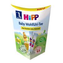HIPP BIO Първи чай комфорт за бебета 3641, 15 бр