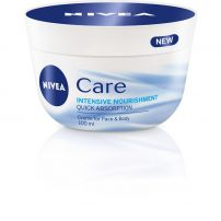 NIVEA CARE Подхраншащ крем, 100 мл