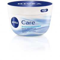 NIVEA CARE Подхраншащ крем, 200 мл