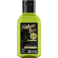 NATURE BOX Мини шампоан за коса с авокадо, 50 мл.