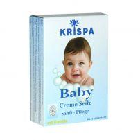KRISPA Бебешки крем сапун CAMOMILE, 100 гр.