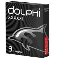 DOLPHI Презервативи XXXXXL, 3 бр.