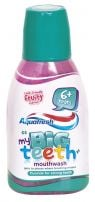 AQUAFRESH BIG TEETH MOUTHWASH ORIGINAL FRUITY FLAVOUR Вода за уста 6+ години, 300 мл.