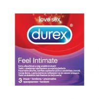 DUREX ELITE/FEEL INTIMATE Презервативи, 3 бр.