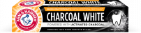 ARM & HAMMER CHARCOAL WHITE Избeлваща паста за зъби с активен въглен, 25 мл.