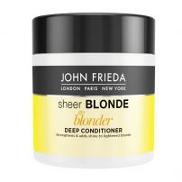 JOHN FRIEDA GO BLONDER Изсветляваща маска за руса коса 150 мл.