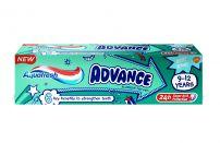 AQUAFRESH ADVANCE Паста за зъби за деца 9-12 години, 75 мл .