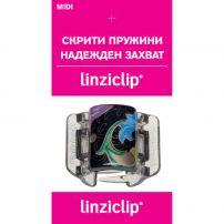 LINZICLIP MIDI Щипка за коса INDIAN SUMMER, 1 бр.