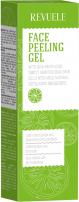 REVUELE Пилинг гел за лице с АХА и плодови киселини, 80 мл.