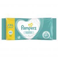 PAMPERS Мокри кърпички сензитив, 80 бр