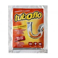 TUBOFLO UNCLOGS INSTANTLYПрепарат за отпушване на канали HOT WATER, 100 гр.