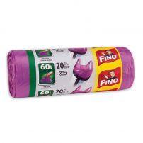 FINO COLOR Торби за смет 60 л., 20 бр.