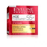 EVELINE AGE THERAPIST Интезивен лифтинг крем против бръчки 55+, 50 мл.
