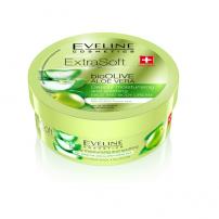 EVELINE EXTRA SOFT Овлажняващ и успокояващ крем за лице и тяло, 175 мл