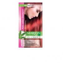 MARION Оцветяващ шампоан 65 Винено червен, 40 мл.