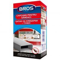 BROS Капан за хлебарки с лепило, 1 бр.