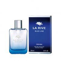 LA RIVE BLUE LINE Тоалетна вода за мъже, 90 мл.