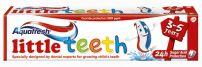 AQUAFRESH LITTLE TEETH Паста за зъби за деца 3-5 години, 50 мл.