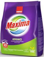 SANO MAXIMA Прах за пране advance, 1.25 кг.