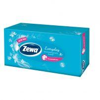 ZEWA EVERYDAY Кърпички за лице 2 пласта, 100 бр.