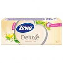 ZEWA DELUXE PERFUME Носни кърпи цветни 3 пласта, 1 бр.