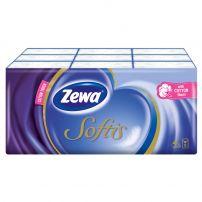 ZEWA SOFTIS Носни кърпи 4 пласта, 1 бр.