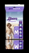 LIBERO Гащи за плуване medium 10-16kg, 6 бр.
